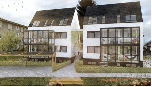 Mehrfamilienhäuser In Breitenbach/SO Mit Maisonette Wohnungen Zu Verkaufen